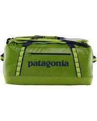 Patagonia Black Hole 70l Duffel Bag - Green