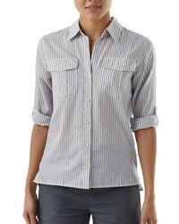 Patagonia - A/c Buttondown Lightweight Shirt - Lyst