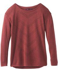 Prana - Mainspring Sweater - Lyst