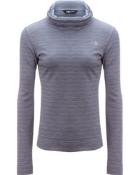 The North Face - Novelty Glacier Fleece Pullover - Lyst