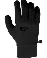 The North Face Tka 100 Glacier Glove - Black
