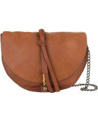 Jo Handbags - Saddle Clutch - Lyst