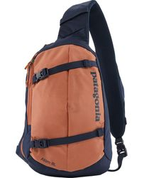 Patagonia Atom 8l Sling Bag - Blue