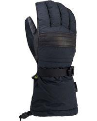 Burton Gore-tex Warmest Glove - Black