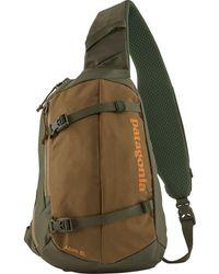 Patagonia Atom 8l Sling Bag - Green