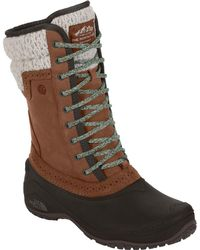 The North Face Shellista Ii Mid Boot - Brown