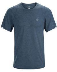 Arc'teryx - Cormac Crew Short-sleeve Shirt - Lyst