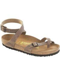 Birkenstock Yara Limited Edition Sandal - Brown