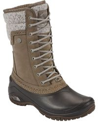 The North Face - Shellista Ii Mid Boot - Lyst