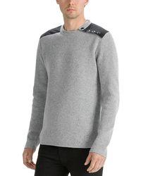 Nau - Stealth Crew Neck Sweater - Lyst