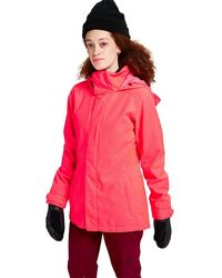 Burton Jet Set Jacket - Pink