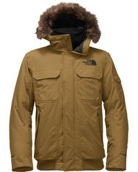 The North Face Gotham Hooded Down Jacket Iii - Green