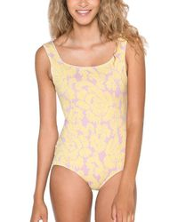 Seea Swimwear - Tofino One-piece Swimsuit - Lyst