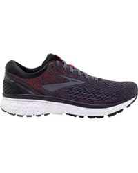8d4876b077d Lyst - Brooks Ghost 10 in Metallic for Men