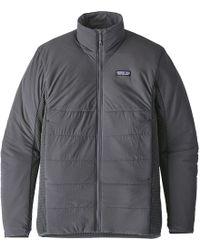 Patagonia Nano-air Light Hybrid Jacket - Gray