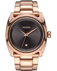 Nixon - Queenpin Watch - Lyst