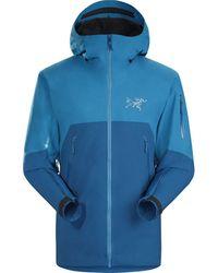 Arc'teryx Rush Is Jacket - Blue