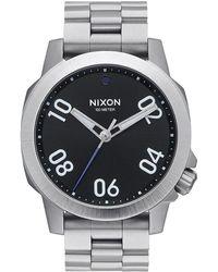 Nixon   Ranger 40 Watch   Lyst