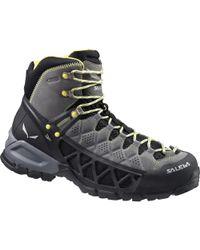 Salewa - Alp Flow Mid Gtx Hiking Boot - Lyst