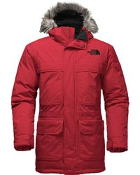 8a33f5451 The North Face Synthetic Mcmurdo Parka Ii in Gray for Men - Lyst