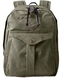 Filson Journeyman Backpack - Green
