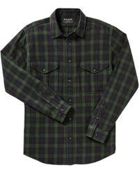 Filson - Lightweight Alaskan Guide Shirt - Lyst