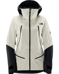 e6e2b25d93ff Lyst - The North Face Steep Series Purist Triclimate Jacket in Blue