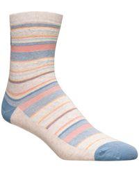 Pendleton Anklets Sock - Blue
