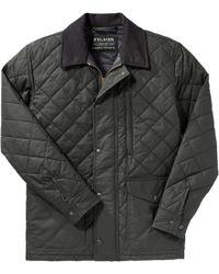 Quilted Mile Marker Jacket