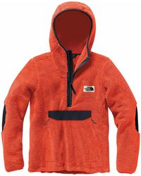 The North Face - Campshire Pullover Hoodie - Lyst