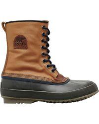 Sorel 1964 Premium T Canvas Boot - Brown