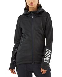 Mons Royale - Decade Tech Mid Hoodie - Lyst