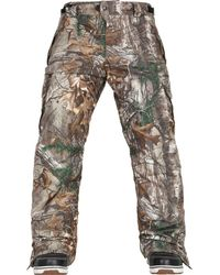 686 - Authentic Smarty Cargo 3-in-1 Pant - Lyst