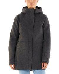 Icebreaker Ainsworth Hooded Jacket - Black