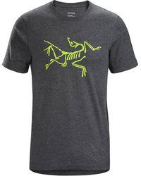 Arc'teryx Archaeopteryx Short-sleeve T-shirt - Gray