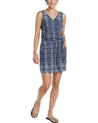 Toad&Co Liv Dress - Blue