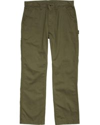 Carhartt Washed Twill Dungaree Pant - Green
