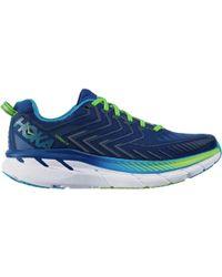 Hoka One One Clifton 4 Running Shoe - Blue