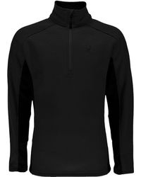 Spyder   Outbound 1/2-zip Midweight Core Sweater   Lyst