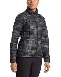 The North Face Thermoball Eco Insulated Jacket - Black