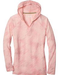 Smartwool - 150 Abstract Pullover Hoodie - Lyst