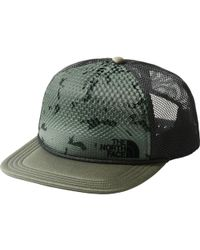 bf753e1bf0c Lyst - The North Face Trail Trucker Hat in Black for Men