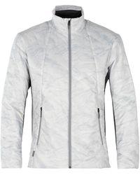 Icebreaker Helix Jacket - Gray