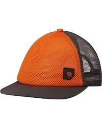 Mountain Hardwear - Trailseeker Trucker Hat - Lyst