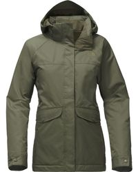 The North Face - Merriwood Triclimate Hooded 3-in-1 Jacket - Lyst
