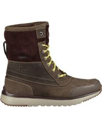 b407bdef7d7 UGG Pure Eliasson Winter Boots in Brown for Men - Lyst