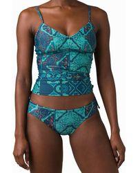 Prana Breya Bikini Bottom - Blue
