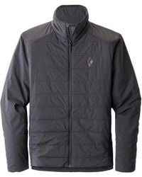 Black Diamond - First Light Insulated Jacket - Lyst