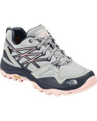 The North Face Hedgehog Fastpack Gtx Hiking Shoe - Gray