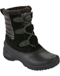 The North Face Shellista Ii Shorty Boot - Black